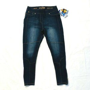 Nygard Luxe Denim Skinny Stretch Collant Jegging
